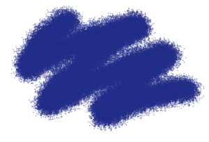 Краска акриловая Акриловая краска королевская синяя
