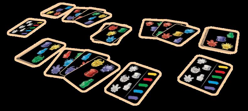 Настольная игра - Вуду