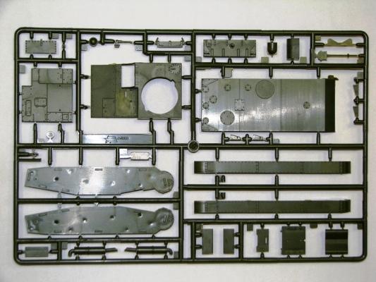 Сборная модель - Т-26 обр.
