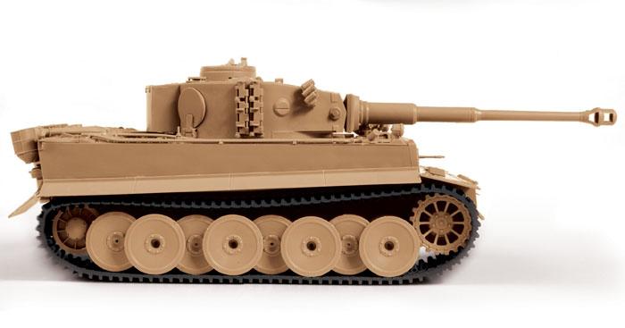 Сборная модель - Тигр Т-VI.