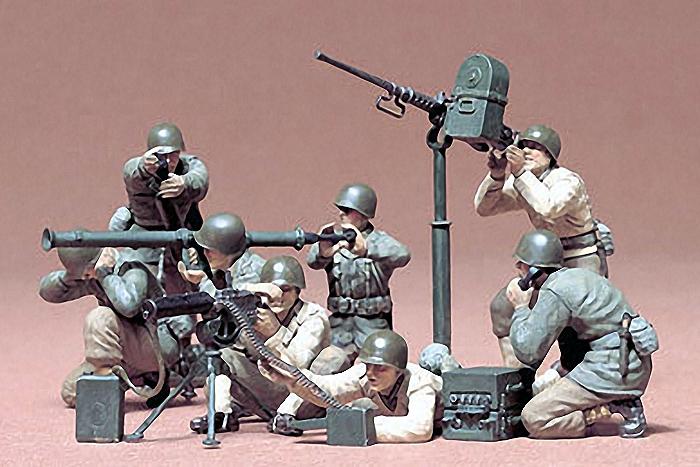 Модель Американские пулеметчики