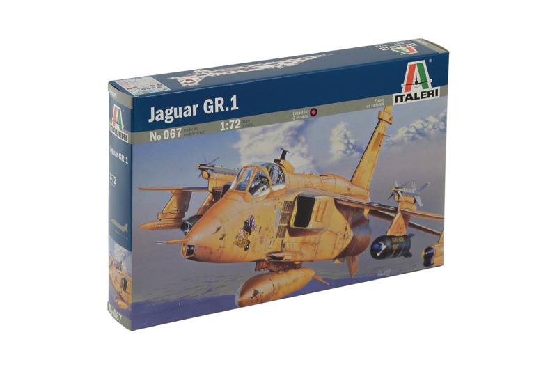 Сборная модель Самолет JAGUAR GR.1