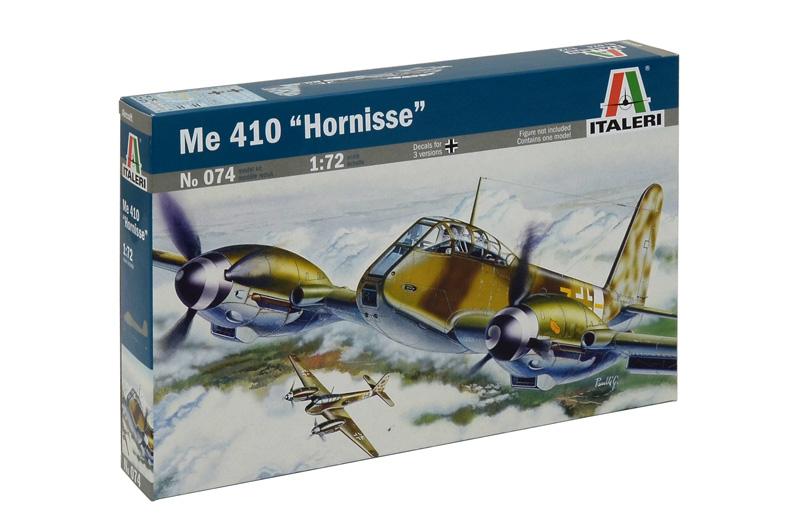 Сборная модель САМОЛЕТ MESSERSCHMITT ME-410