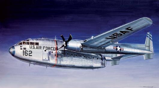 САМОЛЕТ C-119G FLYING BOXCAR