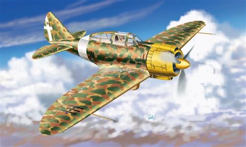 Сборная модель Самолет REGGIANE RE.2000 GA