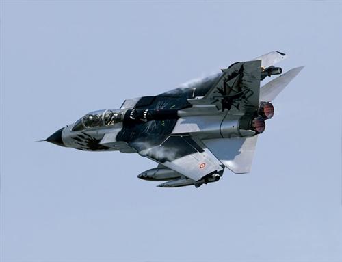 Сборная модель Самолет Tornado IDS