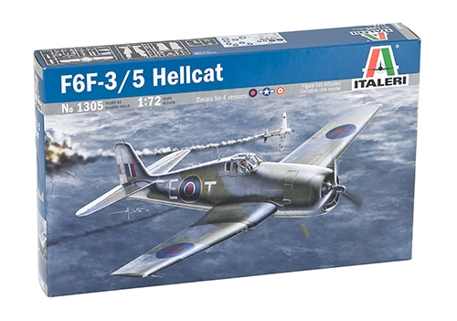 Модель Самолет F6F-3/5 Hellcat