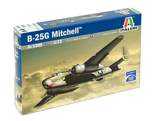 Сборная модель Самолет В-25G