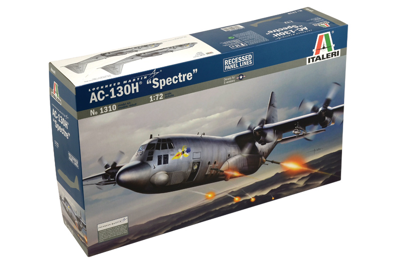 САМОЛЕТ AC-130H SPECTRE