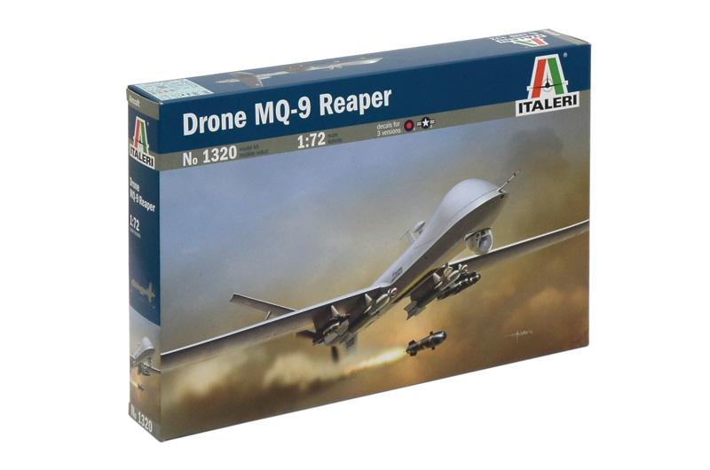 Сборная модель Самолет MQ-9 Reaper
