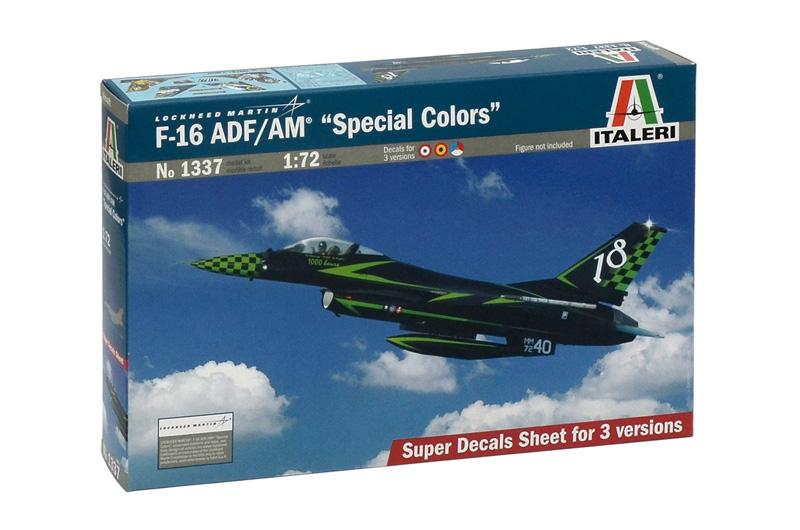 Сборная модель Самолет F-16 ADF/AM
