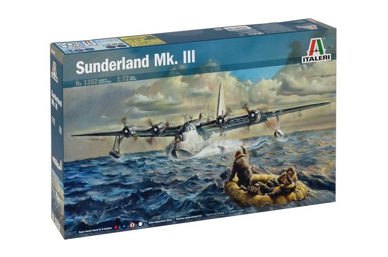 Самолет Sunderland Mk.III