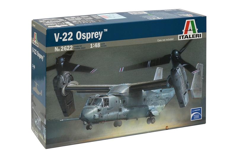 Модель V-22 Osprey