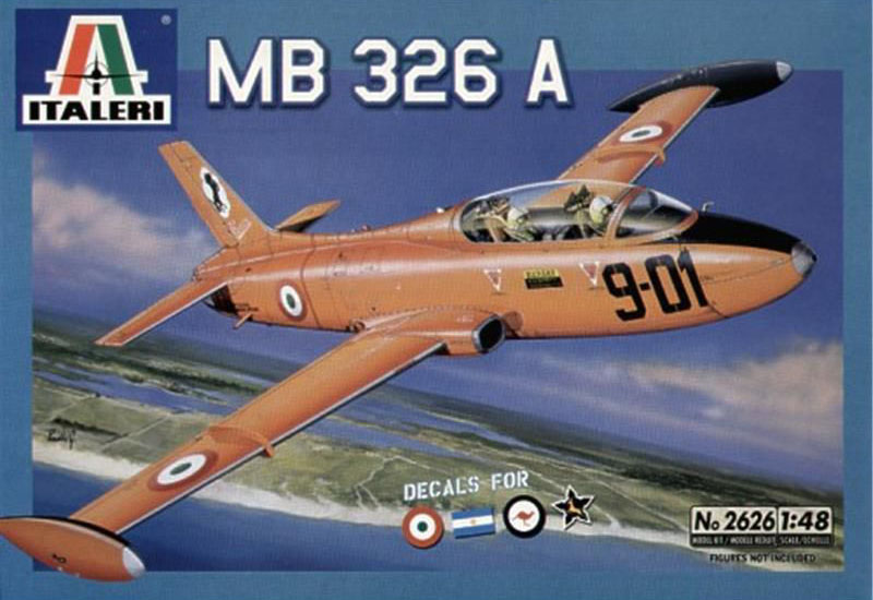Сборная модель Самолет MB 326