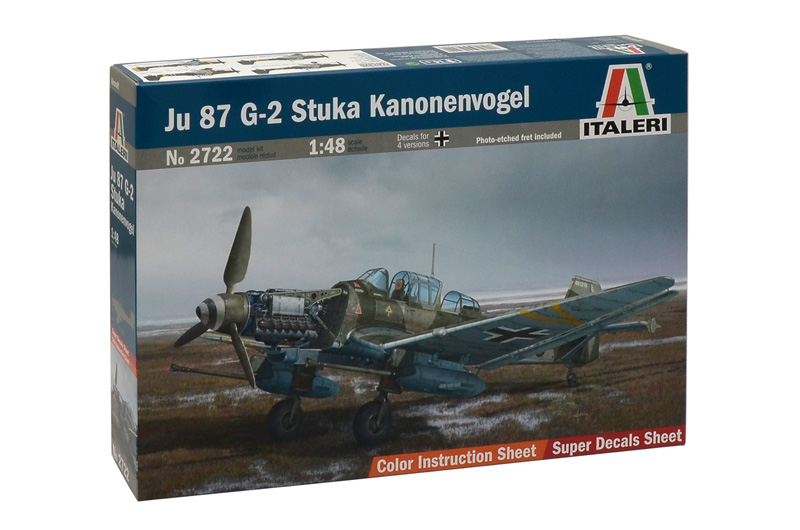 Самолет Ju-87 G-2