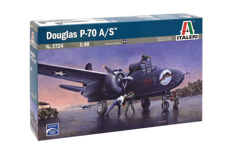 Модель Самолет DOUGLAS P-70 A/S