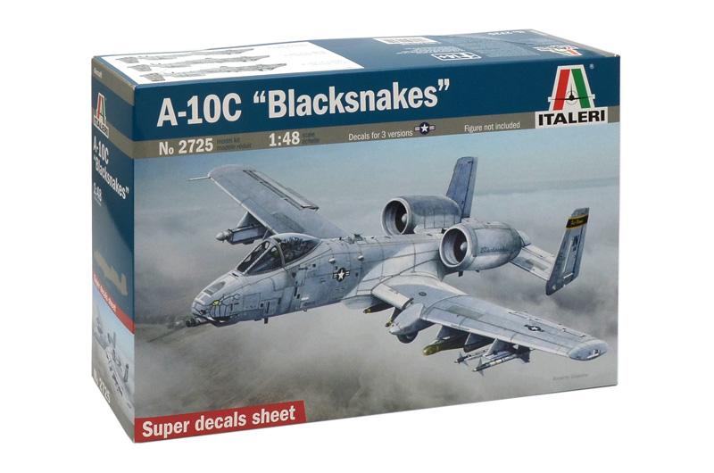 САМОЛЕТ A-10C