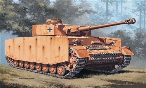 Немеций танк Т-4