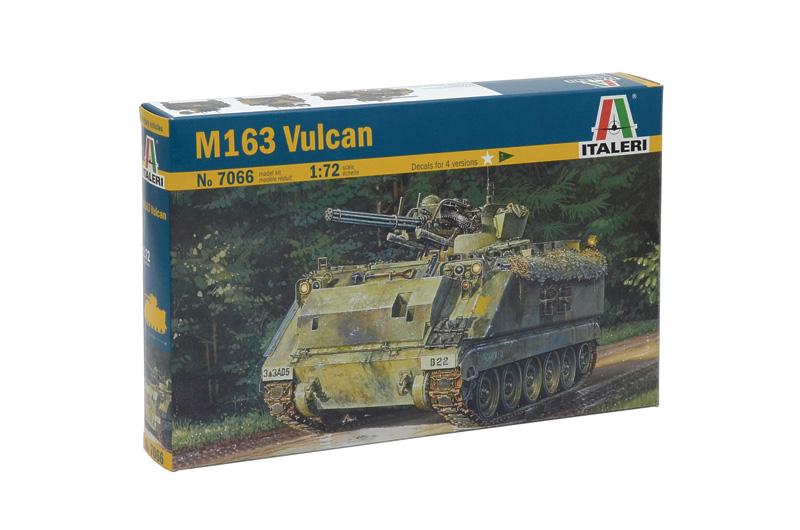 Сборная модель Американская ЗУ М163 VULCAN