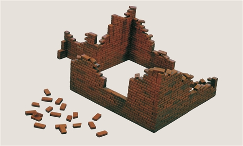 Модель Аксессуары Brick Walls