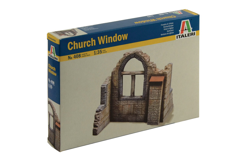 Сборная модель Аксессуары Church Windows
