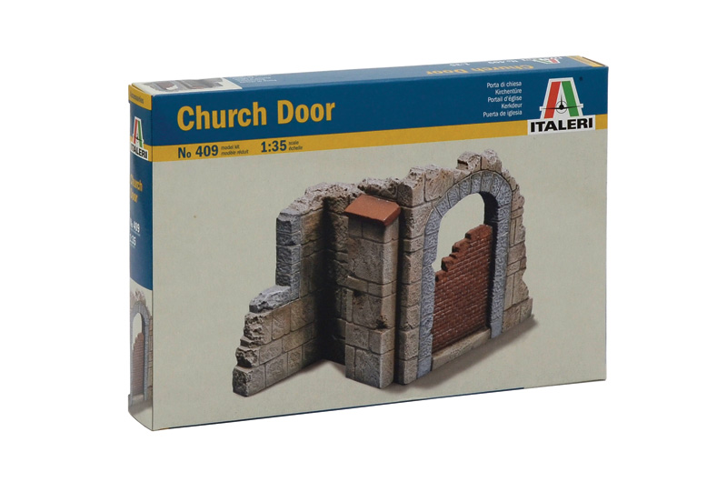Сборная модель Аксессуары Church Door