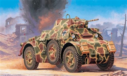 Модель Автомобиль Autoblinda AB 43