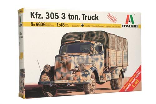 Сборная модель Грузовик Kfz.305 3 tons