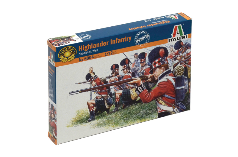 Модель Наполеоника:Горная пехота