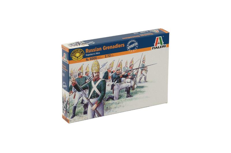 Модель Наполеоника :Русск.гренадёры