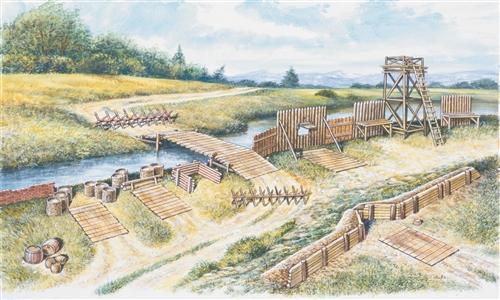 Модель Аксессуары Battlefield Accessory Set