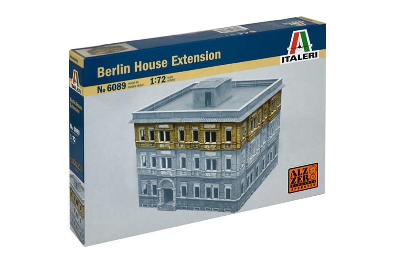 Сборная модель Аксессуары Berlin House Extension