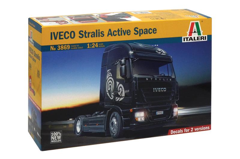 Модель ГРУЗОВИК  IVECO STRAUS ACTIVE SPACE