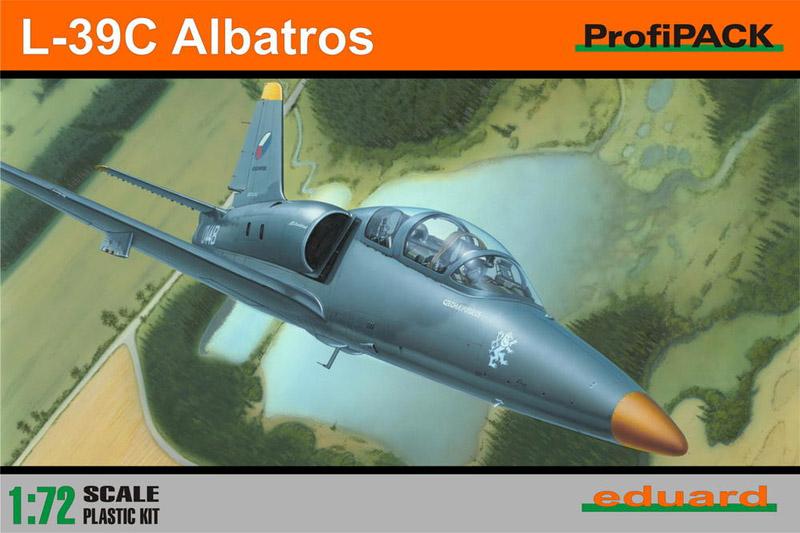 Сборная модель Самолет L-39C Albatros REEDITION
