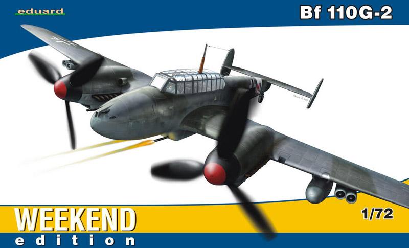Самолет Bf 110G-2