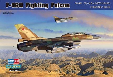 Модель Самолет F-16B Fighting Falcon