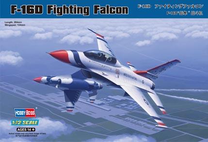 Модель Самолет F-16D Fighting Falcon