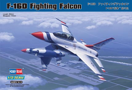 Самолет F-16D Fighting Falcon