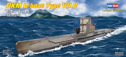 Немецкая подлодка U-boat Type C