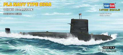 Сборная модель Подлодка PLA Navy Type 039G submarine