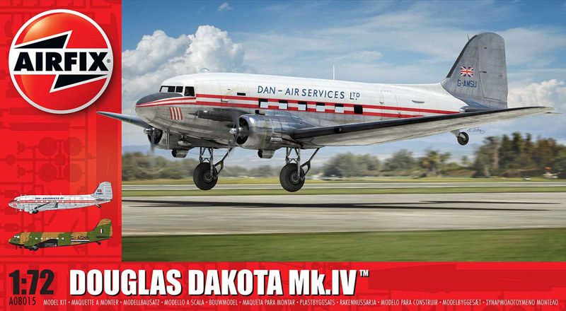 САМОЛЕТ DOUGLAS DAKOTA