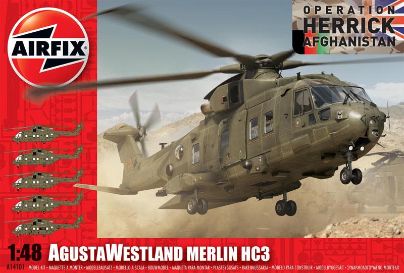 Модель Вертолет Agusta Westland