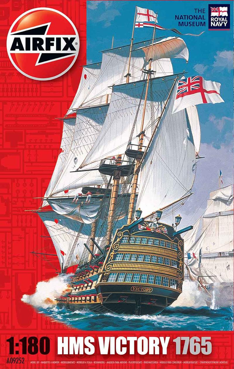 Сборная модель КОРАБЛЬ HMS VICTORY