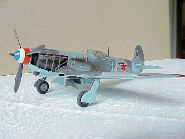 истребитель Як-9ДД.