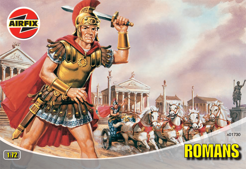Модель Римляне