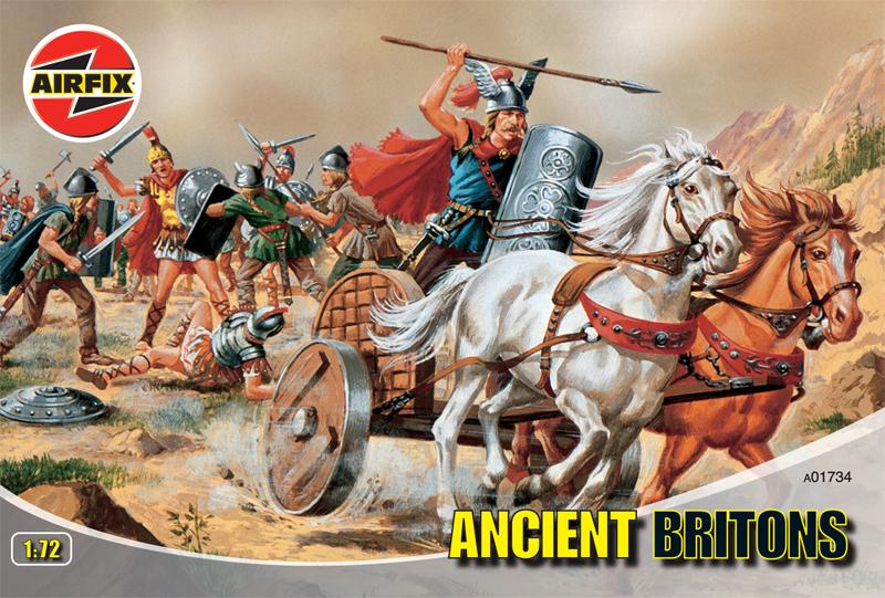 Сборная модель Античные британцы