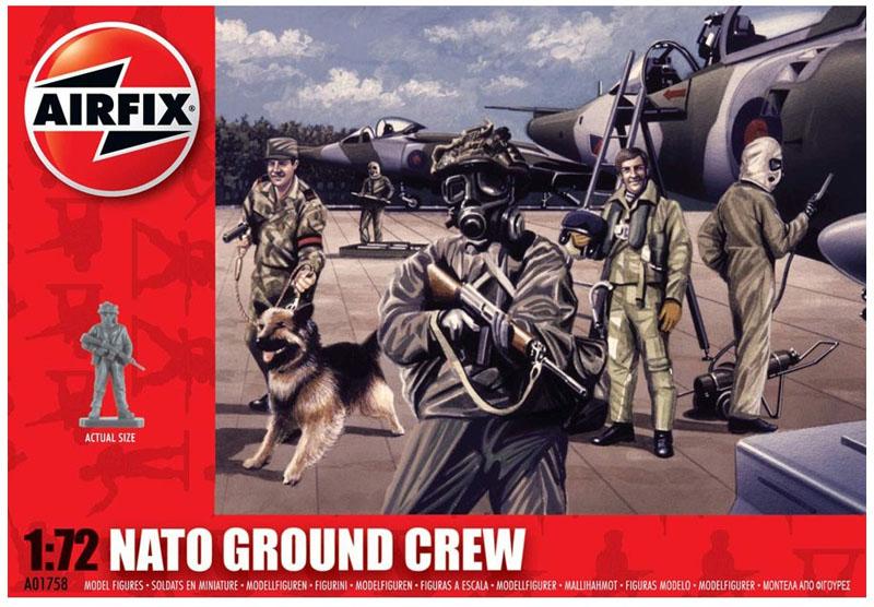 Модель Наземная команда НАТО