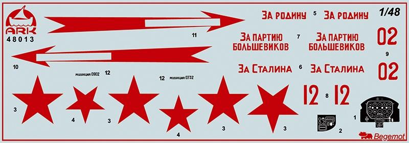 Истребитель МиГ-3 ПВО Москвы