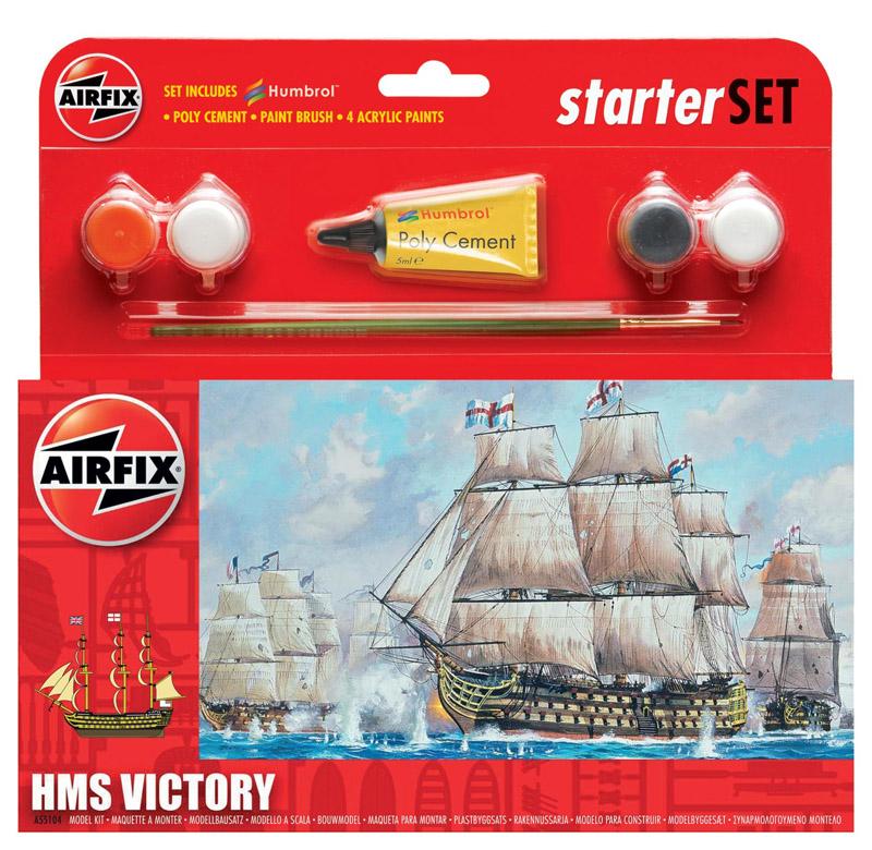 КОРАБЛЬ HMS VICTORY