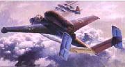 Модель Самолет He 162A-2 SALAMANDER